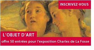 Charles de La Fosse, 50 entrées