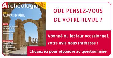 Questionnaire Archéologia