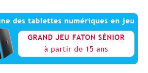 Grand concours FATON Séniors
