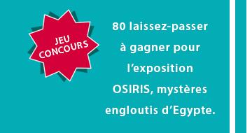 Grand concours OSIRIS