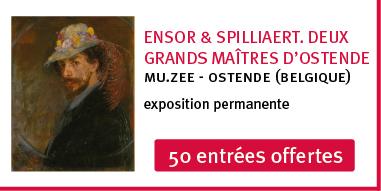 Exposition Ensor & Spilliaert