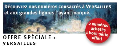 Offre Versailles