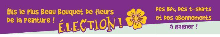 Élection bouquets LEO