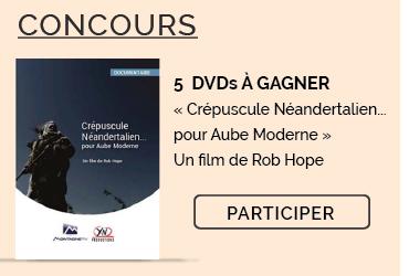 Mini bannière concours 5 DVDs Rob Hope