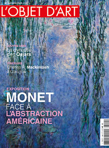 Monet face à l'abstraction américaine