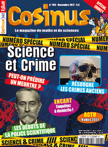 Science et crime