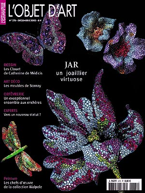 JAR, un joaillier virtuose