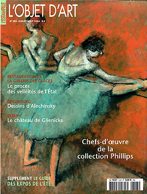 Chefs-d'œuvre de la collection Phillips