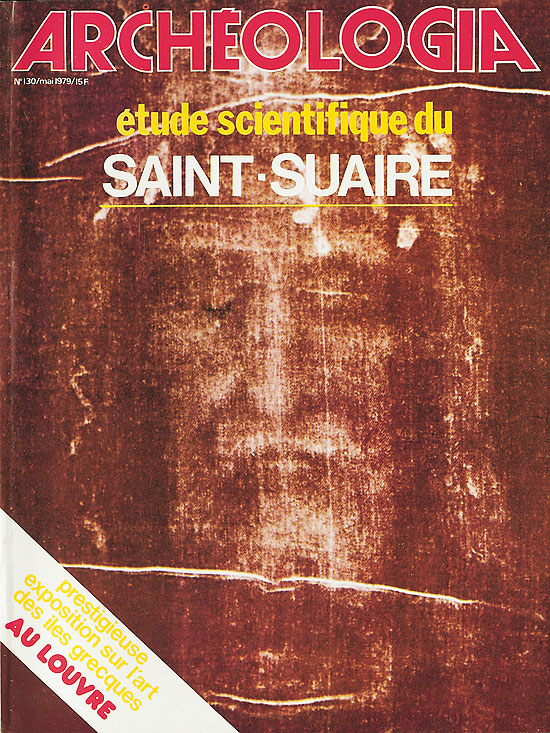 Études scientifique du Saint-Suaire