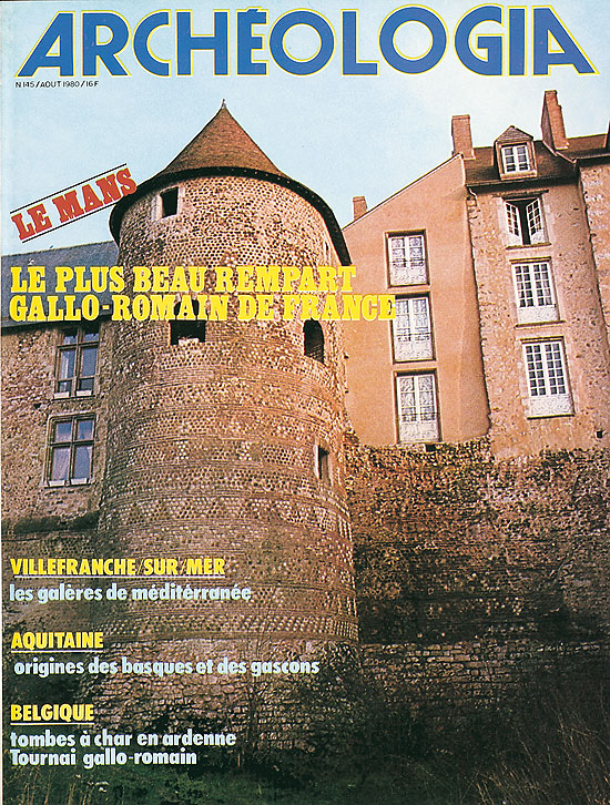 Le plus beau rempart Gallo-Romain de France