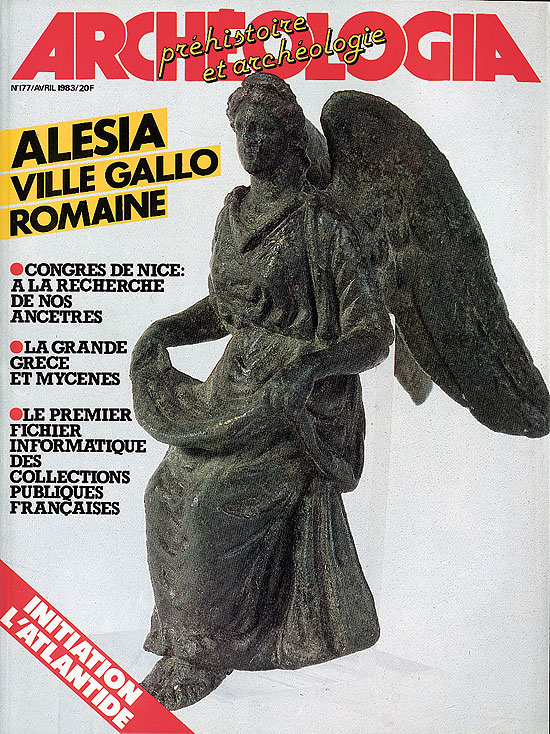Alesia : ville Gallo-Romaine