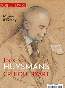 Jors-Karl Huysmans critique d'art