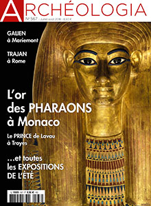 L'or des pharaons à Monaco