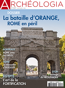 La bataille d'Orange, Rome en péril