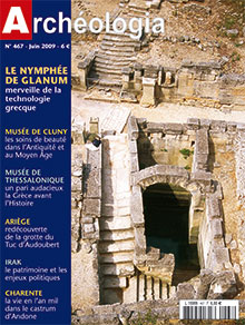LE NYMPHEE DE GLANUM