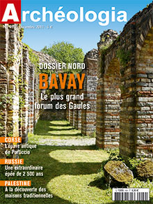 Bavay, le plus grand forum des Gaules