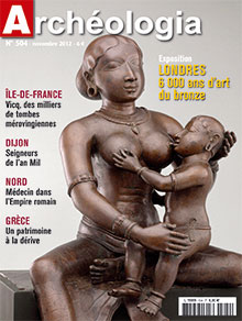 Londres, 6 000 ans d'art du bronze