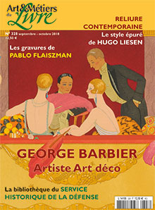George Barbier, artiste Art déco